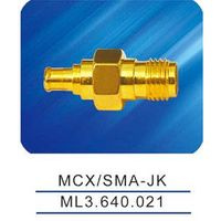 MCX/SMA adaptor