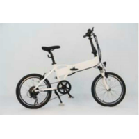 smart folding electric bicycle