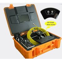 Snake Inspection Camera with Counter Device thumbnail image