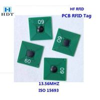 12X12mm ISO15693 Icodeslix Hf PCB Tag (HDT)