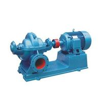 S, SH type double suction pump