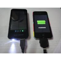 0.66W,3600mAh Solar Charger For Travelling.KL-SC3600 thumbnail image