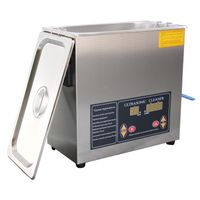 ultrasonic cleaner for jewelry TSX-120ST thumbnail image