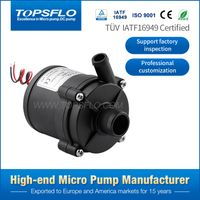 12V 24V DC Brushless Circulation water circulation system for hydroponic pump thumbnail image