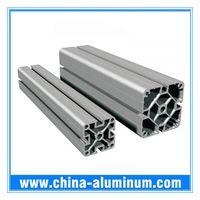 Aluminium profile construction and industry