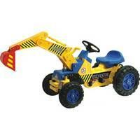 Sell Pedal Tractor - Excavator Car thumbnail image
