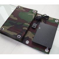 10W Foldable Solar Panel charger for Laptop,mobile phone.