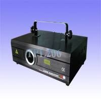 1W RGB laser light show, professional laser