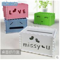 Eco-friendly car/home tissue box