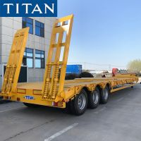 3 Axle Low bed trailer for sale thumbnail image