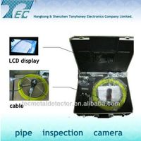 TEC-Z710DM Pipe Inspection Camera with 23mm Camera and DVR