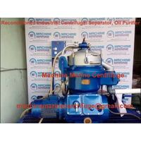 Reconditioned Industrial Centrifugal Separator, Oil Purifier, Machine Marine Centrifuge,