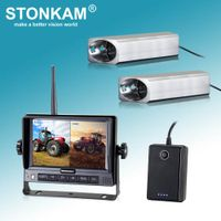 STONKAM 5 inches 2.4 GHz Digital Wireless System