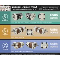 Cosmic Forklift Parts New Parts NO.385-Hydraulic pump [CPW]
