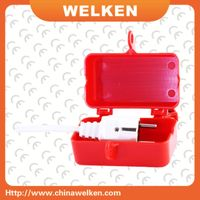 Small Safety Plug Lockout