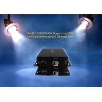 hdmi to fiber optic converters for 4k hdmi signals over 1SM/MM fiber extender to 0~60KM without dela thumbnail image