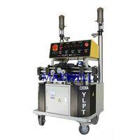 Polyurea spraying machine and polyurea sprayer