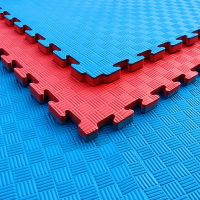 non-taxic EVA Taekwondo karate kickboxing tatami mats