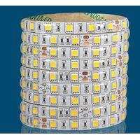 waterproof 5050 led flex strip, 60leds/m, IP65, 5m/reel