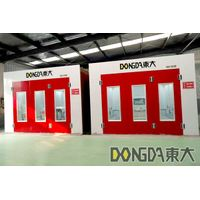 Paint booth from CHINA DDE-2 thumbnail image
