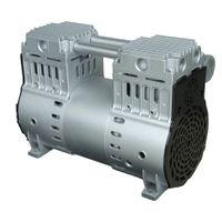 SIROCCO _ CE-Approved Portable / Moni Oil-free Vacuum Pump / Compressor _ IP55 & IE2 Motor_MAC / MAC