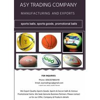 Export Quality Sports Goods, Sports & Soccer balls thumbnail image