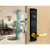 Manufacturer RF Card Lock Hotel Door Lock hotel room door lock thumbnail image