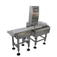 500g food online checkweigher,miss parts automatic checkweigher manufactory price thumbnail image