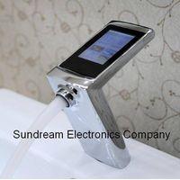 Digital thermostatic faucet SJ-F200
