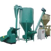 Feed Pelletizing Unit