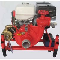 Honda Engine Fire Pump