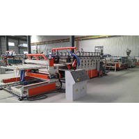 Board Extrusion Line-PVC Construction Template Extrusion Line thumbnail image