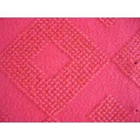 100% polyester nonwoven needle punched velour jacquard carpet thumbnail image