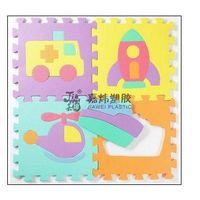 EVA foam puzzle mat with design thumbnail image