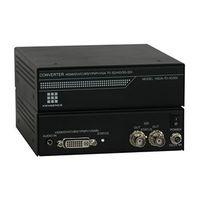 VGA to SDI Converter,supports VGA/YPBPR/CVBS+LR input SDI output,1,9201,200P@60Hz thumbnail image