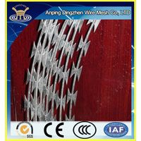 Hot Sale ! China Factory Best Selling Concertina Razor Barbed Wire Price / Concertina Razor Barbed W thumbnail image