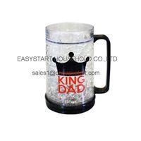 Plastic Ice Mug