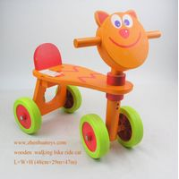 wooden walking bike Ride Cat