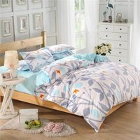 home bedding sets satin/cotton sateen duvet covers and sheets sets/quality sheet thumbnail image