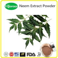 Free Sample Kosher Halal Melia Azadirachta Extract Powder