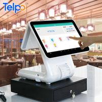Telpo TPS650 Retail touch screen smart till cash register equipment with 80mm Thermal Printer thumbnail image