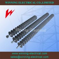 Transmission 245kV-765kV Long Rod Suspension Insulator