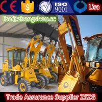seashore cleaning mini loader machine zl916