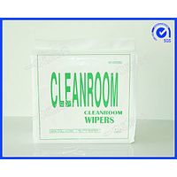 wood pulp&polyester Cleanroom wiper paper