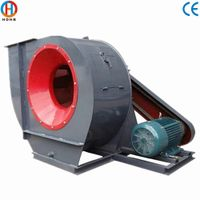 Heat Resistance Y5-47 Induced Draft Centrifugal Fan For Industrial Boiler thumbnail image