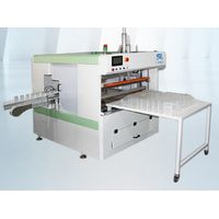 Empty plastic barrel packing bagging machine bag sealing packaging machine for health products bottl