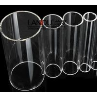 High quality transparent different size acrylic round tubes acrylic round pipes
