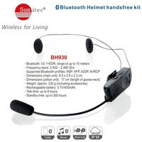 Bluetooth Handsfree motorcycle helmet kit BH930 thumbnail image