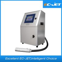 Portable Continuous Inkjet Printer for Rubber Printing (EC-JET1000)