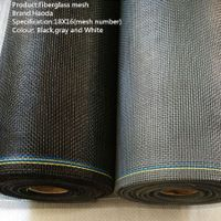 Fiberglass window screen/Mosquito net/anti fly net